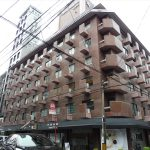 事務所使用可 チサンマンション心斎橋 8階3K